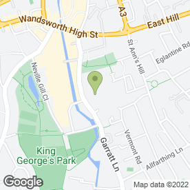 Map of Door Repairs Wandsworth in Wandsworth, london