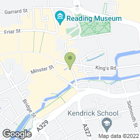 Map of Royal Tandoori Reading in Reading, berkshire