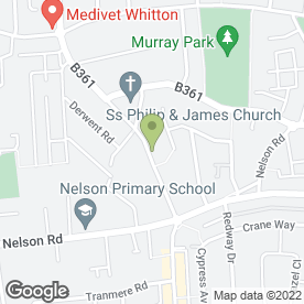 Map of Watercare Softeners Ltd in Twickenham, middlesex
