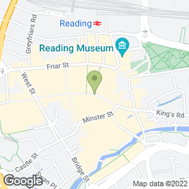 Map of Tammy in READING, berkshire