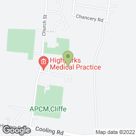 Map of Plot-Tec in Cliffe, Rochester, kent