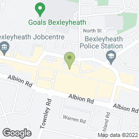 Map of Gerry's At Home in Bexleyheath, kent