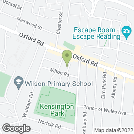 Map of Drayton Boiler Services in Reading, berkshire