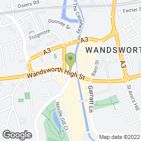 Map of Diana Fish Bar in London, london