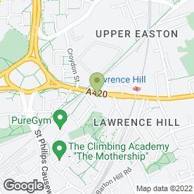 Map of AFC Accountancy Services in Bristol, avon