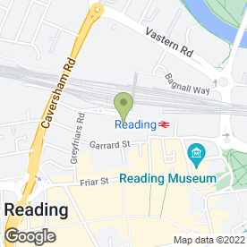 Map of Quids in Ltd in Reading, berkshire