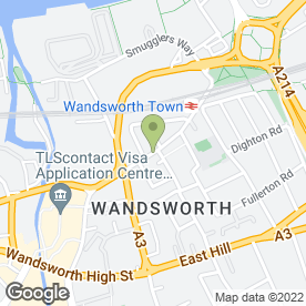 Map of Woodrow Parquet & Design in London, london