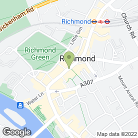 Map of 3 Store in Richmond, surrey