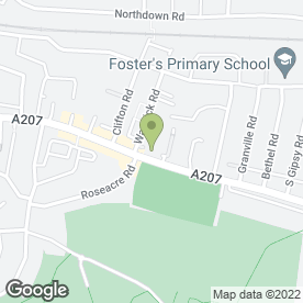 Map of Ancaster FIAT - Welling in Welling, kent