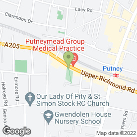 Map of PAD Architects LLP in London, london