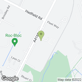 Map of CarShop Cardiff in Cardiff, south glamorgan