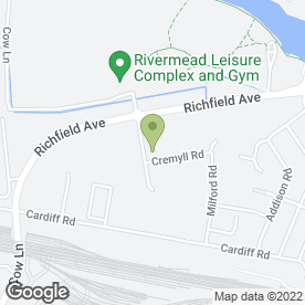 Map of Cotswold Fayre Ltd in Reading, berkshire