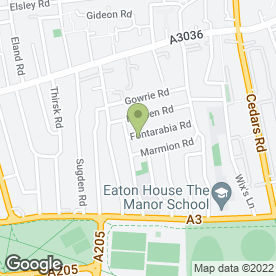 Map of Mortons Visiting Bespoke Tailoring in London, london