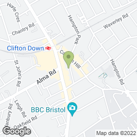 Map of Elite Security in Bristol, avon