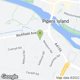Map of Caversham Print & Design in Reading, berkshire