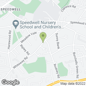 Map of Tiny Steps Day Nursery in Bristol, avon