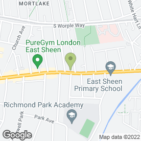 Map of A & M Sugarcraft in London, london