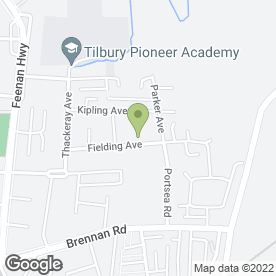 Map of Rob Porter in Tilbury, essex