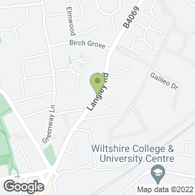 Map of Dual Driving School in Chippenham, wiltshire