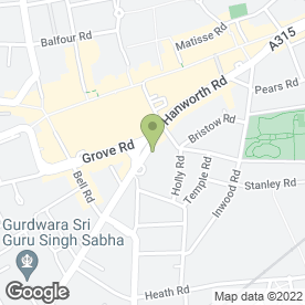 Map of Anuyu Hair & Beauty in Hounslow, middlesex