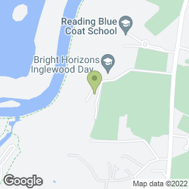 Map of Sonning Mowers in Sonning, Reading, berkshire