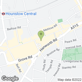 Map of Phones 4U Ltd in Hounslow, middlesex