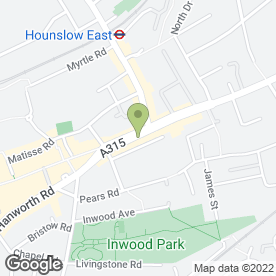 Map of Ortadogu Supermarket in Hounslow, middlesex