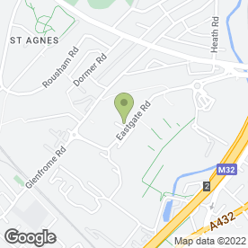Map of Next Retail Ltd in Bristol, avon