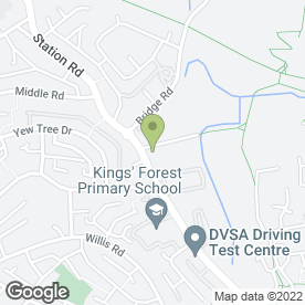 Map of MICRO SURGERY in Kingswood, Bristol, avon