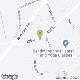 Map of Gecko Gardens in Charvil, Reading, berkshire