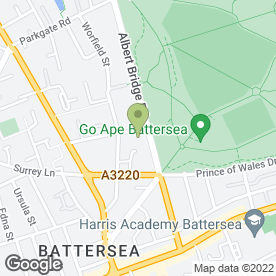 Map of Topia Landscaping in London, london