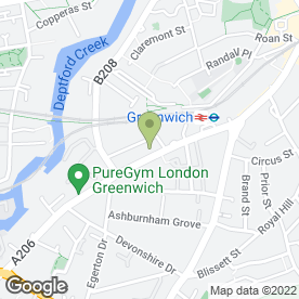 Map of National Tyres and Autocare in London, london