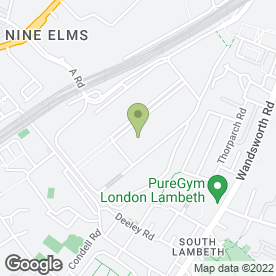 Map of Neil Brown (NGC) Ltd in Nine Elms, London, london
