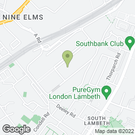 Map of Classic Fine Foods Ltd in London, london