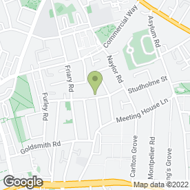 Map of Peckham Plumbing & Heating - Boiler Breakdowns in London, london