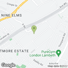 Map of Fine Food Specialist Ltd in London, london
