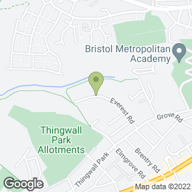 Map of TMC Construction (Bristol) Ltd in Bristol, avon