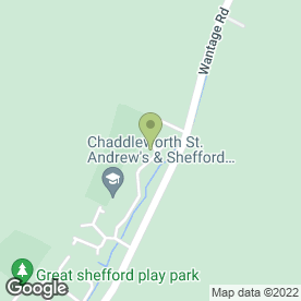 Map of Littlemonkies Childminding in Great Shefford, Hungerford, berkshire