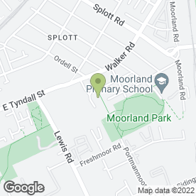 Map of MDT Electrical Ltd in Cardiff, south glamorgan