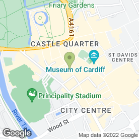 Map of Timpson Locksmith & Safe Engineers in Cardiff, south glamorgan