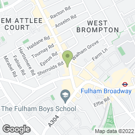 Map of A2 House Clearance in London, london