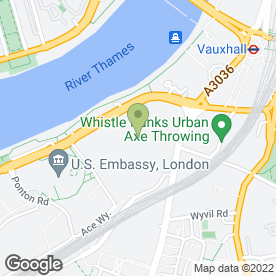 Map of Fiji Fruit & Veg Ltd in London, london