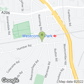 Map of Blackheath Veterinary Surgery Ltd in London, london