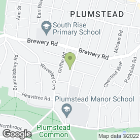Map of Nomon Internet Solutions in Plumstead, London, london