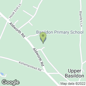 Map of Sparklers Pre-School in Reading, berkshire