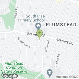 Map of Fibrous & Solid Plasterer in London, london