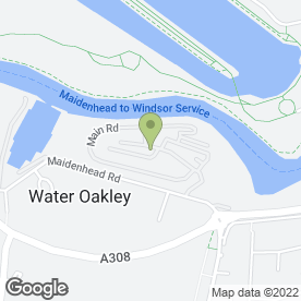 Map of W Stringer in Windsor, berkshire
