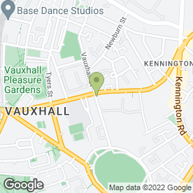 Map of Axis Retail in London, london