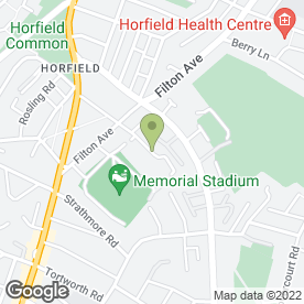 Map of Xtract2clean in Horfield, Bristol, avon