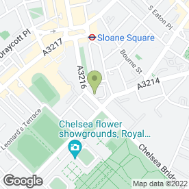 Map of Tosca & Daughters in London, london